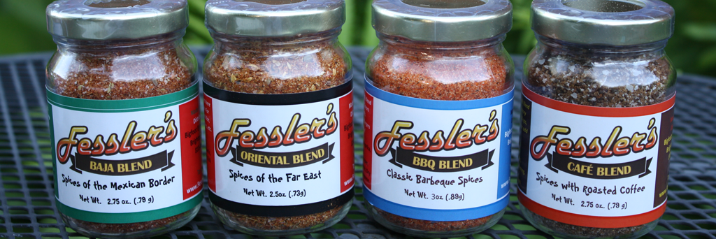 "Fessler's Original Sauce – ""Once You Try It, You'll Be Hooked!"""
