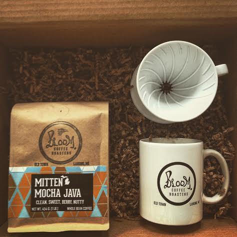 Bloom Coffee Roasters' Brew Kit
