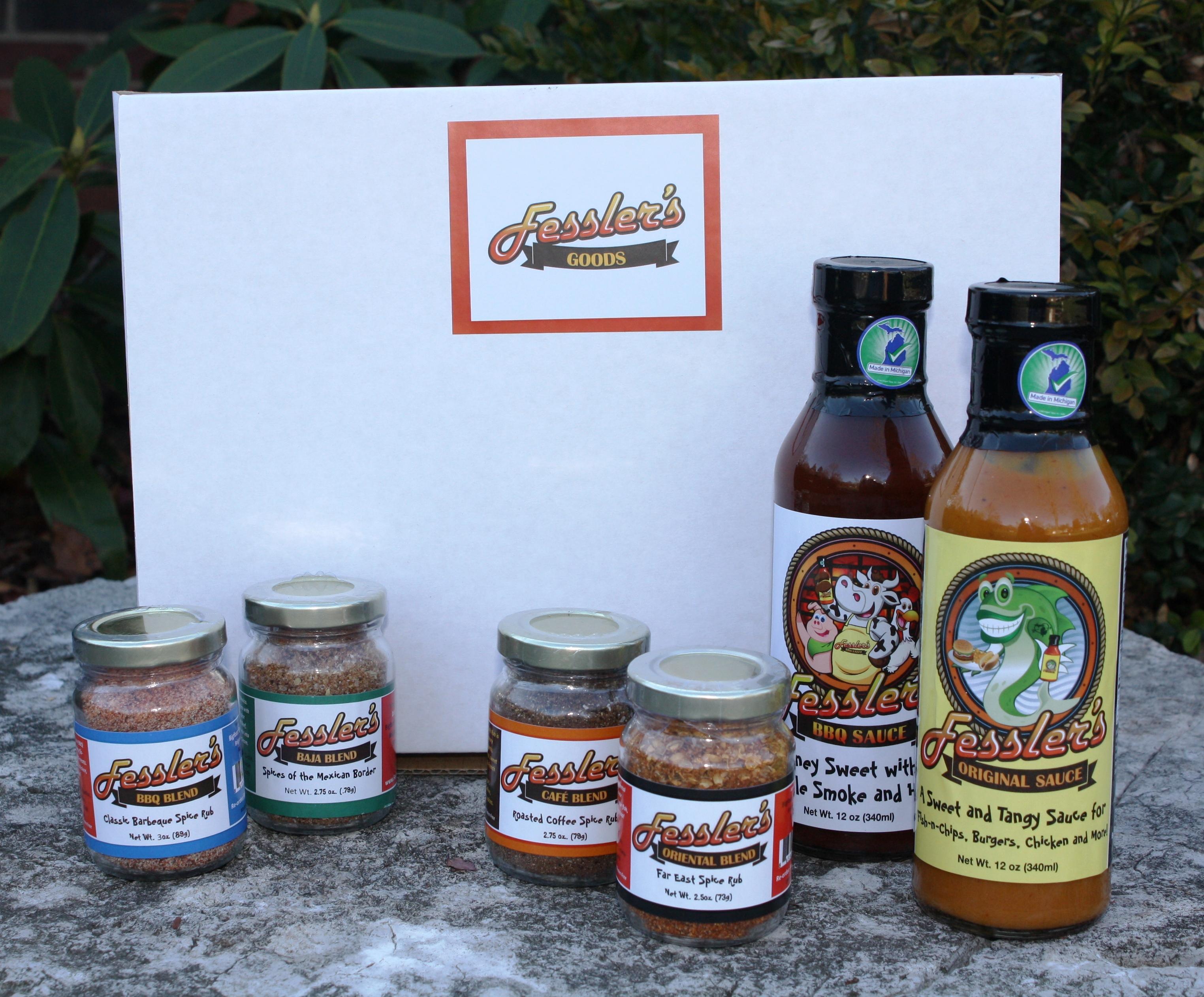Fessler's  Sauces & Spices