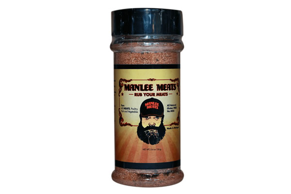 MANLEE MEATS Rub – All Natural