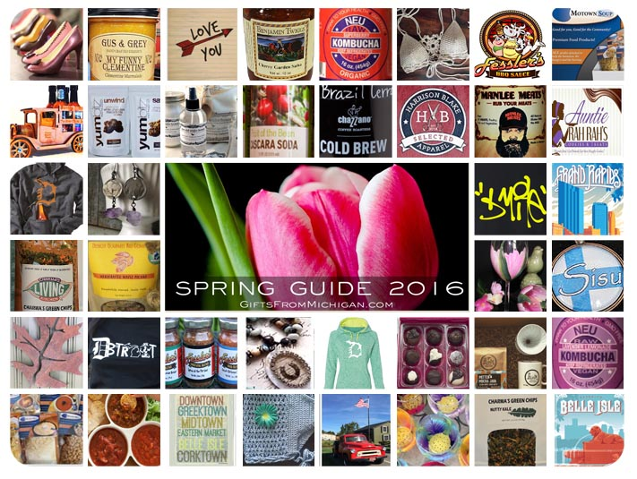 The 2016 Spring & Mother's Day Gift Guide