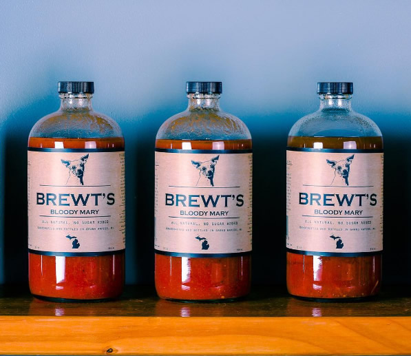 Win A Bottle of Brewt's Bloody Mary Mix