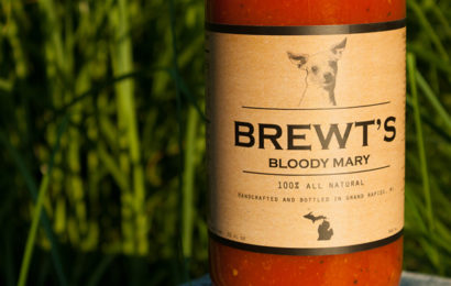 Brewt's Bloody Mary