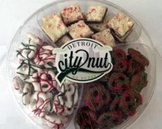Detroit City Nut – WINTER BLAST HOLIDAY TRAY