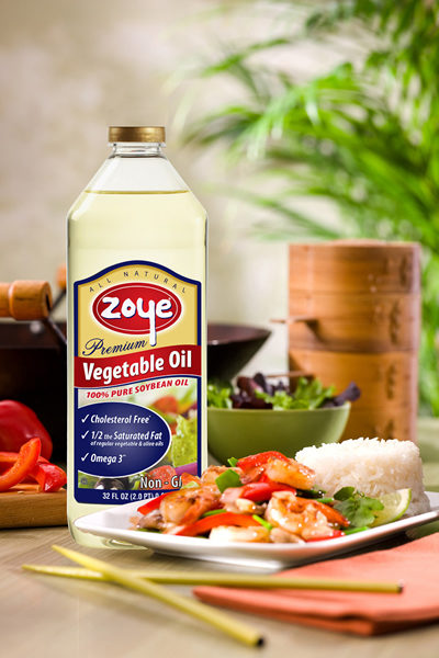 Zoye Premium cooking oil – Coupons