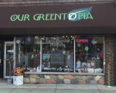 Greentopia – An eco-lifestyle boutique.