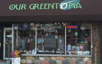 Greentopia – An eco-lifestyle boutique.