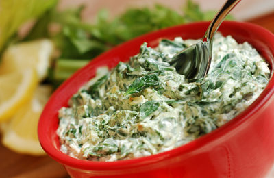 Spinach and Artichoke Dip – Recipe